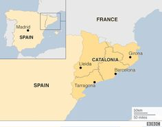 Real News Networks Ignore: SPAIN:  CATALONIA:  Spain threatens to keep contro...