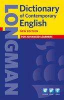 Es un excelente diccionario, que además de las definiciones, incluye la fonética, acepciones, frases hechas (IDOMS) y emparejamientos comunes de palabras (COLLOCATIONS) y palabras afines semánticamente (THESAURUS). Acompaña al libro un CD con un conjunto de aplicaciones muy útiles para perfeccionar el conocimiento del idioma.