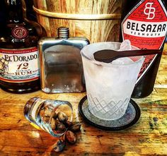 Hip flask ready cocktail by  Joshua Linfitt (@joshlinfitt) | Twitter