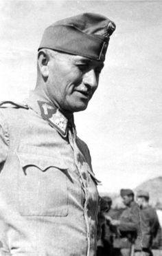 Szomathelyi Ferenc vezérezredes.