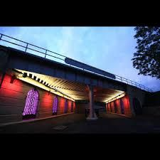 Image result for lighting railroad underpasses