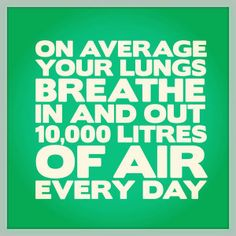 Blog post - Lung health checklist. Our lungs do an incredible about of work  - lets keep them health. #poster #breathe #lungs #asthma #COPD #respiratory  # ...