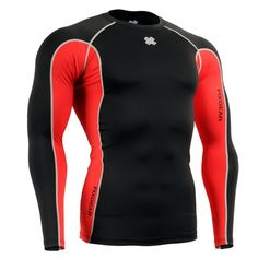 FIXGEAR CT-BRL COMPRESSION BASE LAYER SHIRTS