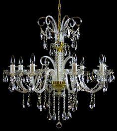 Glamoure Crystal Lighting