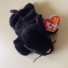 TY BEANIE BABIES Dog VELVET Stuffed Animal Collectible Toys Kids Home Decor Gift #Ty