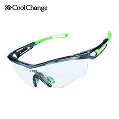 comprar Coolchange polarizadas fotocrómicas Ciclismo Gafas bike Eyewear deportes  Gafas de sol MTB Bicicletas gafas de 3dc84f7fa3