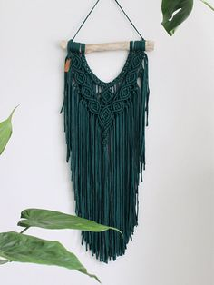 Macrame wall hanging Amazon