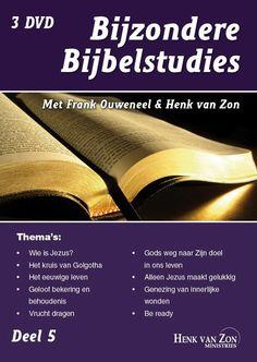 Een DVD serie met 9 bijzondere Bijbelstudies.