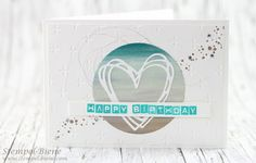 Stempel-Biene: Geburtstagskarte mit Stampin' Up Labeler Alphabet #stampinup #stampinupblog #stempelbiene #labeleralphabet #funkelsterne #timelesstextures #matchthesketch #geburtstagskarte #birthdaycard