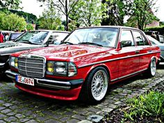 Image result for mercedes w123 amg More