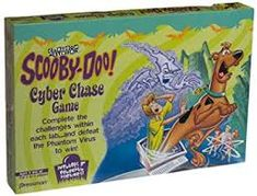 Image result for scooby doo cyber chase game