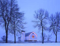 christmas barns - Google Search