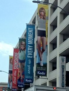 @longlivejen: @Keds_UK Swifties look what I saw today while I was out driving!! TAY AND KEDS!! YES!!! #Fearless