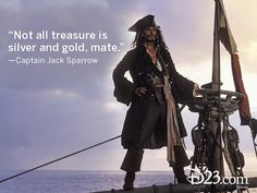 Treasure is more than just money and gems.                                                                                                                                                      More