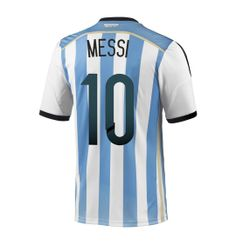 46b51b929 Adidas MESSI  10 Argentina Home Jersey World Cup 2014 Adidas Argentina