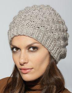 34 mejores imágenes de gorros de lana mujer  370eb7dcb18