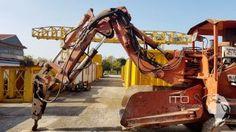 Heavy Equipment, Marketing Digital, Crane, Construction, Germany, Vehicles, Baggers, Building, Deutsch