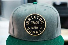 #LBshop #BCD #Indonesia ( PIN: 74A0CA5F * LINE: Rin9365 ) for serious buyers contact me.  #streetstyle #swag #snapback Brixton Trade Mark Supply