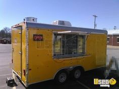 New Listing: https://www.usedvending.com/i/2014-8-x-20-Food-Concession-Trailer-for-Sale-in-Missouri-/MO-P-461Y 2014 - 8' x 20' Food Concession Trailer for Sale in Missouri!!!