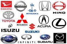 Výsledek obrázku pro all brands of cars