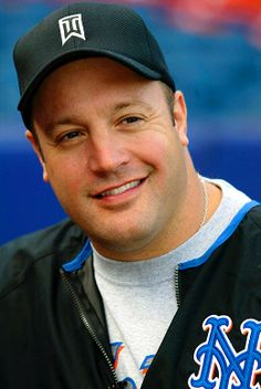 Kevin James.  What a great personality.