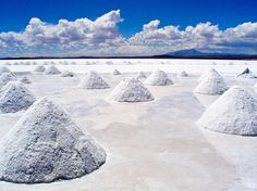 Salar de Uyuni is the world's largest salt flat at 10,582 square kilometers (4,086 sq mi). It is located in the Potosí and Oruro departments in southwest Bolivia, near the crest of the Andes.  Read more: http://naturalsociety.com/photos-5-absolutely-beautiful-places-earth-youve-never-seen-part-33/#ixzz2muTAbq9E  Follow us: @Natural Society on Twitter | NaturalSociety on Facebook
