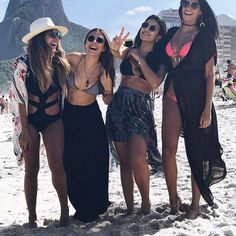 • O RIO ficou mais lindo com elas •