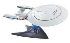 """BATTLE DAMAGED"" USS Enterprise NCC-1701"