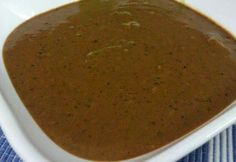 Resepi Sos Lada Hitam Homemade Sauce, Mashed Potatoes, Meat, Ethnic Recipes, Desserts, Food, Beef, Meal, Deserts