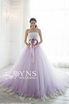 Utterly romantic lavender ombre gown from YNS Wedding with delicate lace details! gown lace Utterly romantic lavender ombre gown from YNS Wedding with delicate lace details! Lilac Wedding Dresses, Lavender Wedding Dress, Ombre Wedding Dress, Ombre Gown, Bridal Dresses, Wedding Gowns, Wedding Dress With Purple, Lavender Gown, Purple Lace