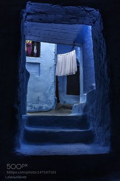 Chaouen by lolamaria #architecture #building #architexture #city #buildings #skyscraper #urban #design #minimal #cities #town #street #art #arts #architecturelovers #abstract #photooftheday #amazing #picoftheday
