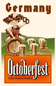 I have been looking forward to graduation solely so that I can attend Octoberfest