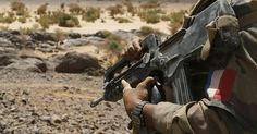 Deux chefs djihadistes tués au Mali par l'armée française
