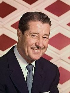 Don Ameche (Actor) 1908-1993  His defining role came in the Ron Howard-directed movie 'Cocoon' which landed him an Oscar for Best Supporting Actor.