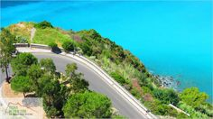 The Road to Maronti Beach, Ischia