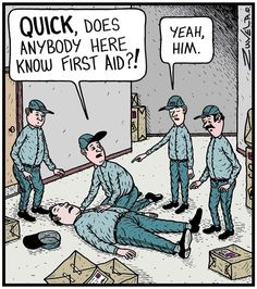 Learn first aid to prepare for everyday emergencies.