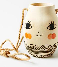 Miss Cosette Hanging Vase