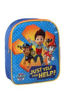Mochila Patrulla Canina™: Esta mochila tinee licencia oficialPatrulla Canina™.Es azul con cremallera naranja. Los tirantes pueden…