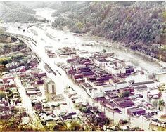 Pikeville The 1977 Flood