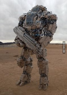 mech: I want this. Cause of reasons. Prototype mech: I want this. Cause of reasons.
