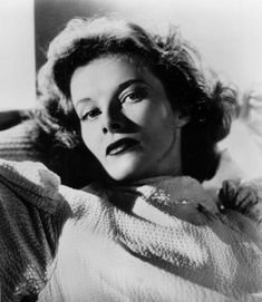 Katharine Hepburn: I was captivated when I read her story & biography. I learned all of the strength of a women when I was 14, and brought the book from Goodwill. -Tiffany