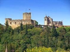 Tomar - Castelo e Convento de Cristo