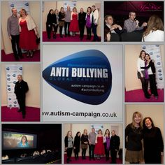 Kevin Healey's #Autism Documentary Premiered in London - 27 January 2014. Press Images available - contact Hayley Smith - BoxedOutPR.