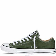 Converse - CT All Star Fresh Low Sneakers - Herbal