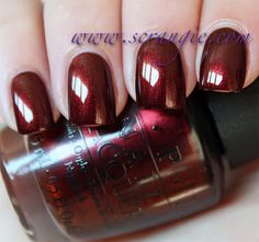 OPI - Germanicure. Picked up for £3 in TKMaxx of all places.