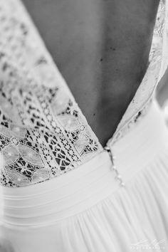 Karol R. Photographie - Mariage - Roquefort-la-Bédoule  - Laure de Sagazan - Robes de mariée –