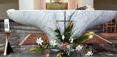 Ecclesiastical interior design in Knurów, PL on Behance