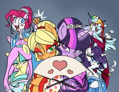 TSSSF - Equestria Expanded 'Neighpon' Deck Teaser by Lionel23 on DeviantArt