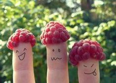 Los 10 dibujos de dedos más curiosos | Curiosidades