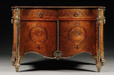 This chest of drawers crafted by Thomas Chippendale has become the most expensive piece of English furniture (PA) ca.1770